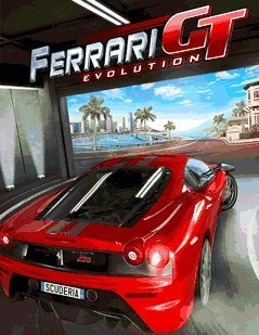 [Java] Ferrari GT Evolution от Gameloft 2008
