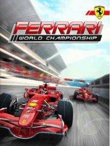 Mobile Java Games: Ferrari World Championship
