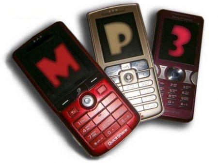уже простые ренктоны на телефон ноты