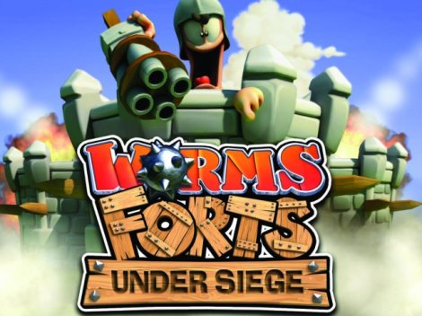 Worms Forts 3D (JAVA)