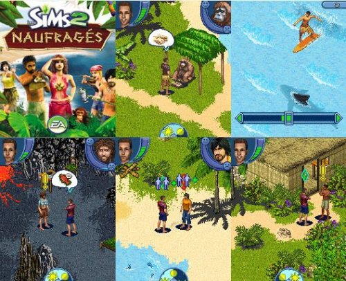 The sims 2 castaway mobile Java