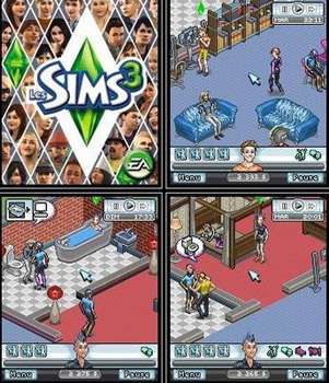 The sims 3 java