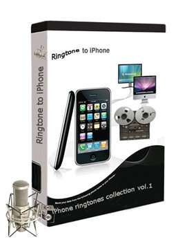 iPhone ringtones collection vol.1