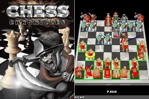 Chess Chronicles Шахматы  Java игра