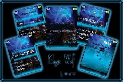 MagicWolf Theme