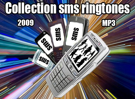 Collection sms ringtones (2009)