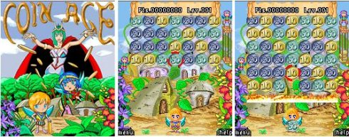 Coin Age - Mobile Java Games