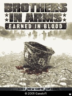 Brothers In Arms Earned In Blood / Java игра