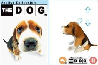 The Dog 3D - Mobile Java Games