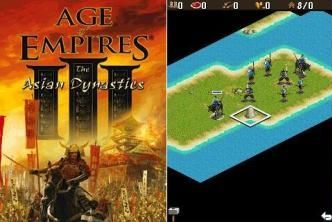 Age of Empires III: The Asian Dynasties - Mobile Java Games