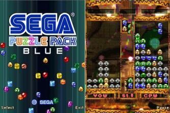 Sega Puzzle Pack Blue - Mobile Java Games