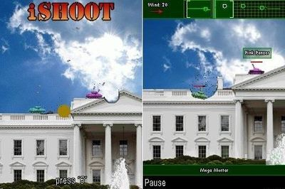 iShoot - Mobile Java Games