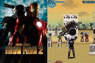Iron Man 2 - Mobile Java Games