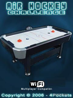 Air Hockey Challenge 1.0