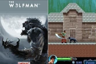 The Wolfman - Mobile Java Games