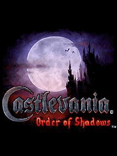 Castlevania: Order Of Shadows / Java (Полная версия)