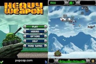 Heavy Weapon - Mobile Java Games