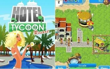 Hotel Tycoon Resort - Java игра