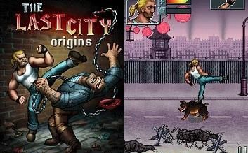 The Last City: Origins - Java игра