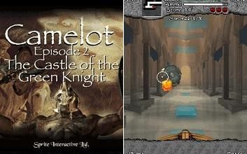 Camelot Episode II The Castle Of The Green Knight - Java игра