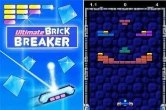Ultimate Brick Breaker - Java Games