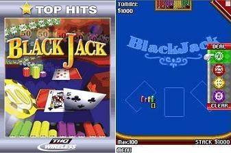 Black Jack Top Hits - Java игра