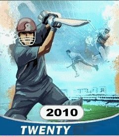 2010 Twenty 20 World Cricket - Mobile Java