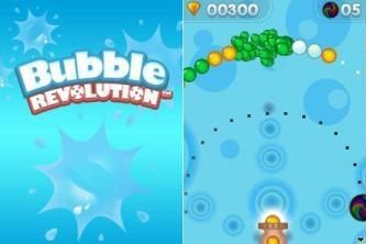 Bubble Revolution - Mobile Java Games