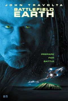 Поле битвы - Земля / Battlefield Earth (2000)  3gp / avi DVDRip