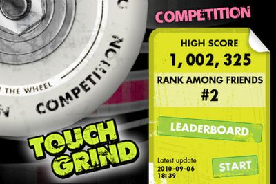 Touchgrind [1.3.0] [2010/iPhone/iPod Touch]