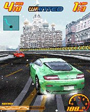 NEW Asphalt 3 : Street Rules HD ENG S60v3