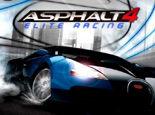 Asphalt 4 Elite Racing HD для КПК
