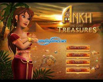 Ankh – the Lost Treasures [1.0][iPhone/iPod]