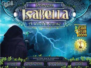 A Witch's Curse: Princess Isabella HD – Adventure Game of the Year [1.1][iPhone/iPod]