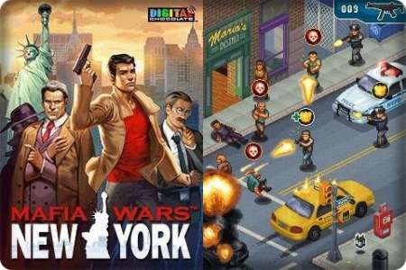 Mafia Wars: New York / Войны Мафии: Нью-Йорк / Java