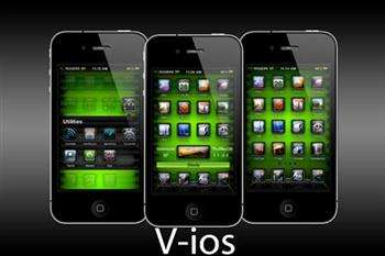 V-Ios HD [Темы для iPhone/iPod]