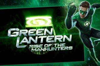Green Lantern: Rise of the Manhunters [1.1][iPhone/iPod]
