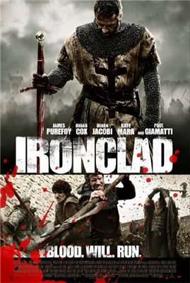 Железный рыцарь / Ironclad (2011) 400x240 l 320x240 HDRip