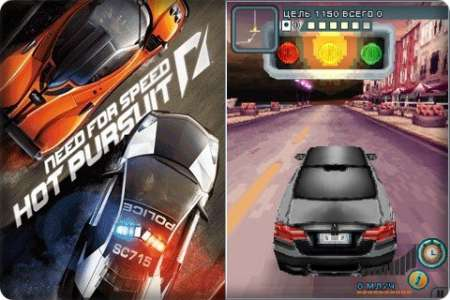 Need for Speed Hot Pursuit / Java