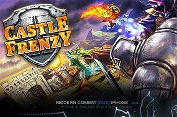 Castle Frenzy v1.0.8 [ipa/iPhone/iPod Touch]