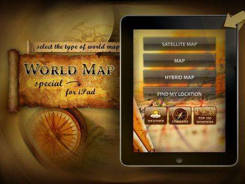 World Atlas [ipa/iPad]