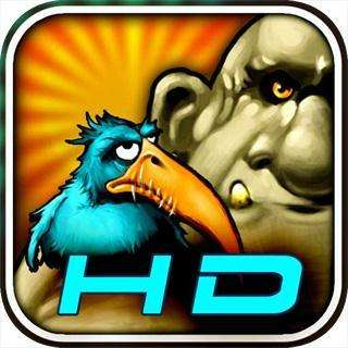 Monster Trouble HD 1.05 [ipa/iPhone/iPod Touch/iPad]