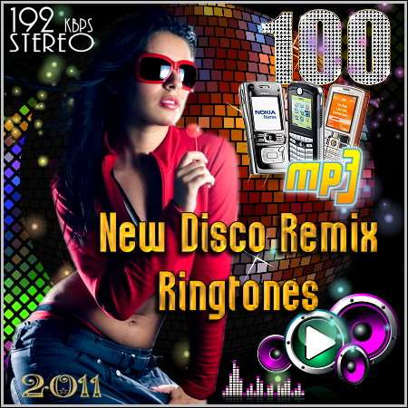 New Disco Remix Ringtones (2011)