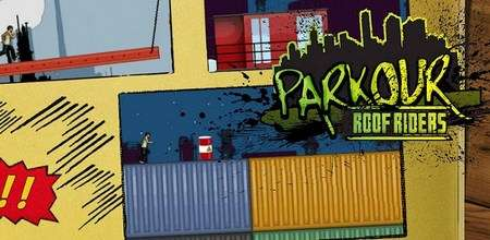 Parkour: Roof Riders 2.1.1 (Android)