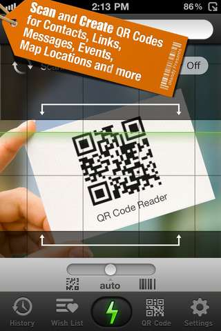 Quick Scan Pro - QR & Barcode Scanner v1.3.2 [.ipa/iPhone/iPod Touch]