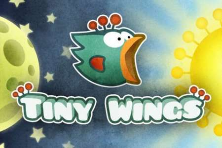 Tiny Wings [2.0.1] [Игры для iPhone]
