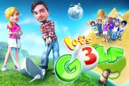 Let's Golf! 3 v1.1.0 [Gameloft] [RUS] [Игры для iPhone/iPod Touch/iPad]
