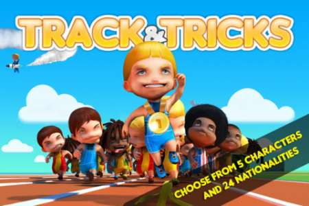TRACK & TRICKS v1.0 [.ipa/iPhone/iPod Touch/iPad]