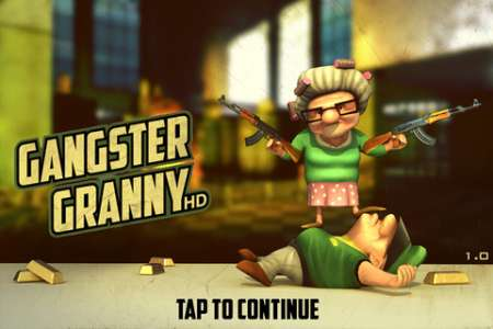 Gangster Granny v1.2 [.ipa/iPhone/iPod Touch/iPad]