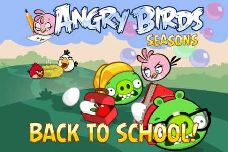 Angry Birds Seasons v2.5.0 [.ipa/iPhone/iPod Touch]